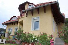 Balatonfüreden körpanorámás lakóház az erdő alatt-Kód: ALH76 http://balatonhomes.com/code_ALH76#