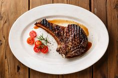 Often the crown jewel of the steakhouse menu, a well-prepared ribeye steak is a beautiful thing. We spoke with Dino Tsaknis, Executive Chef at David Burke's Primehouse at The James Chicago, about what makes it uniquely delicious. He says the best way to prepare a ribeye -- and the way he likes to do it at home -- is cooking the steak in a cast-iron pan. Get his tips here.