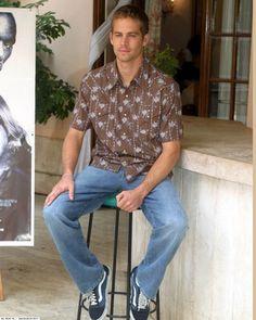 Paul in Rome promoting 2F2F (2003)