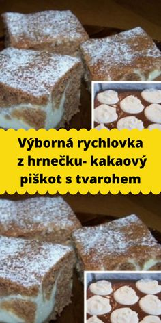 Sponge Cake, Food And Drink, Cooking Recipes, Sweets, Cheese, Desserts, Tailgate Desserts, Deserts, Postres