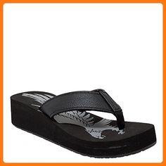 8e44576f43f Ride Tecs Womens Black Eagle Thong Sandal Synthetic 10 M ( Partner Link).  Anna Eylson · Flip-Flops