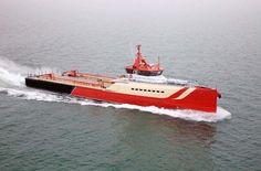 Damen Sea Axe support vessel sold - Yacht Sales - SuperyachtTimes.com