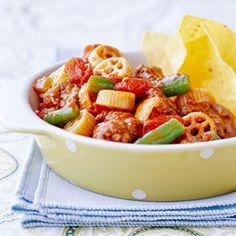 Chili Macaroni - quick and easy