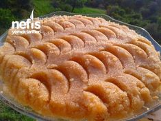 Pratik İrmik Helvası Turkish Sweets, Turkish Kitchen, Easy Eat, Salty Foods, Turkish Recipes, Special Recipes, Something Sweet, Sweet And Salty, Apple Pie