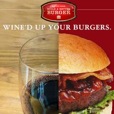 Why is wine the beverage best-suited for burgers? Celebrate the 25th anniversary of the Sutter Home #BuildaBetterBurger Recipe Contest with 25 reasons!