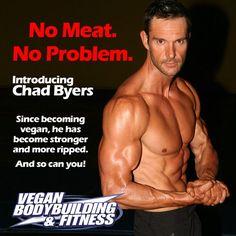 Chad Byers #vegan