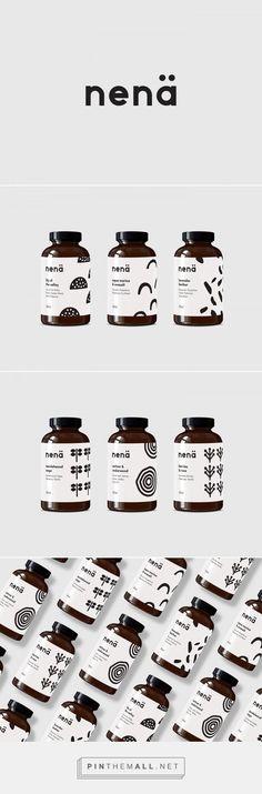 Nenä Designer Fragrance Packaging by Oddds The New Anthropology | Logo Designer Bradenton, Web Design Sarasota, Tampa Fivestar Branding Agency #fragrance #packaging #package #packaginginspiration #packagedesign #design