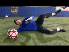 individual/solo drill for goalkeepers to keep fit , focused & safe Goalkeeper Drills, Goalkeeper Training, Soccer Goalie, Keep Fit, Improve Yourself, Football, Youtube, Sports, Stay Fit