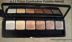 e.l.f Prism Eyeshadow Palette-Naked