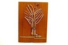 Treibholz Bild Baum Collage Holz Wanddekoration von SchlueterKunstundDesign - Wohnzubehör, Unikate, Treibholzobjekte, Modeschmuck aus Treibholz auf DaWanda.com