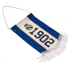 Real #madrid f.c. mini #pennant sn,  View more on the LINK: http://www.zeppy.io/product/gb/2/322231067165/