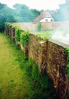 images about Walled Gardens on Pinterest Walled
