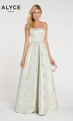 Prom Dress Stores, Prom Dresses Online, Pageant Dresses, Pretty Dresses, Beautiful Dresses, Amazing Dresses, Unique Dresses, Brocade Dresses, Slip Dresses