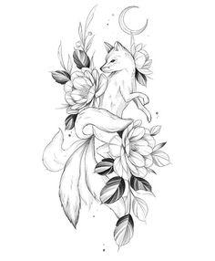 Mädchen Tattoo, Piercing Tattoo, Tattoo Drawings, Piercings, Deer Tattoo, Raven Tattoo, Samoan Tattoo, Polynesian Tattoos, Mini Tattoos