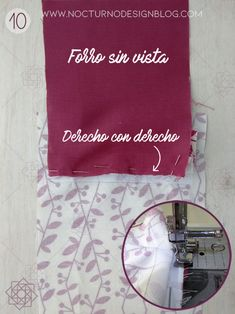 Cómo hacer un bolsillo de ribete. Técnicas de costura. Tipos de bolsillos. Costura fácil paso a paso. tutorial de costura. Técnicas de costura. Design Blog, Ted, Tote Bag, Molde, How To Sew, Dress Patterns, Sewing Patterns, Pockets, Pants