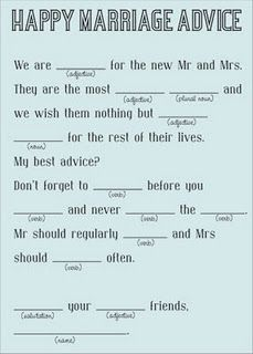 Wedding Advice For Guest Book Bridal Mentor Day