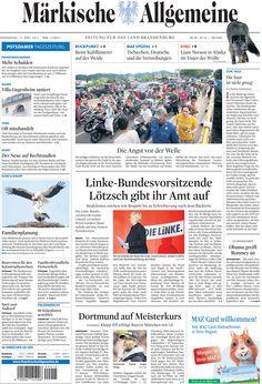 Donnerstag, 12.04.2012 - Neuer Einsatz für die Bundeswehr » http://www.maerkischeallgemeine.de/cms/beitrag/12309062/62249/