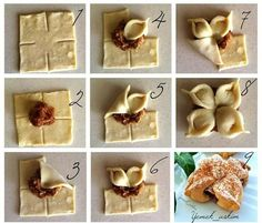 from Each Other of Homemade Pastries - Delicious.- from Each Other of Homemade Pastries – Delicious Food from Each Other of Homemade Pastries – Delicious Food - mountainholidayoutfit mountainholidayquotes mountainh Art Du Pain, Pastry Design, Bread Shaping, Bread Art, Homemade Pastries, Puff Pastry Recipes, Savory Pastry, Choux Pastry, Pastry Art