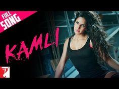 KAMLI - Full Song | DHOOM:3 | Aamir Khan | Katrina Kaif