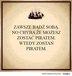 Zostań piratem!