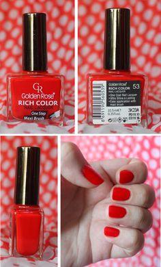 golden rose rich color 53