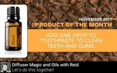 Clove has been used for years in dental preparations candy and gum for its flavor and ability to cleanse the mouth yet it provides a myriad of benefits. Its main chemical component eugenol makes it a very stimulating and energizing essential oil that can be used as a warming massage oil. Clove contains powerful antioxidant properties and supports cardiovascular health when taken internally. As a cooking spice Clove adds a spicy flavor to any dish or dessert while providing internal health…