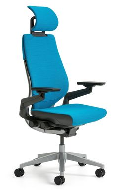 A good task chair is the first step to a well designed home office! Desk Height, Stand Up Desk, Improve Productivity, Home Office Design, How To Run Longer, Your Space, Home Goods, Cool Designs, Chair