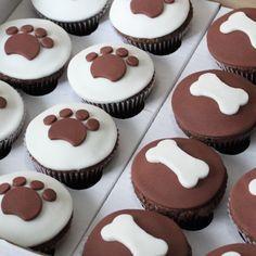 cupcake cachorro