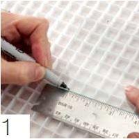 Cutting Glass: Cutting Straight Lines tutorial