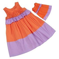 Our Generation & Me Fashion Set - Coral/Lavender Dresses Our Generation Doll Accessories, Our Generation Dolls, Og Dolls, Lavender Dresses, I Dress, Doll Clothes, Coral, Two Piece Skirt Set, Summer Dresses