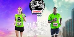 Corrida barata - Bimbo Global Energy Race 2017