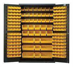 Lovely Nut and Bolt Storage Cabinets