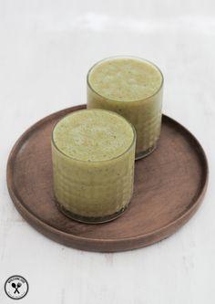 Sauerkraut Kiwi Smoothie Recipe