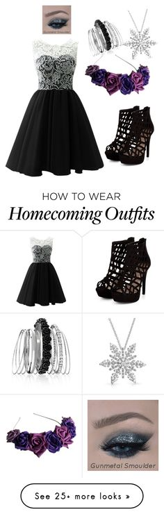 """""""Untitled #53"""" by worldsuicide on Polyvore featuring LOTTA, Bling Jewelry and Avenue"""