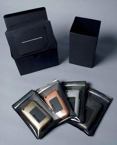 black zip lock pouch packaging