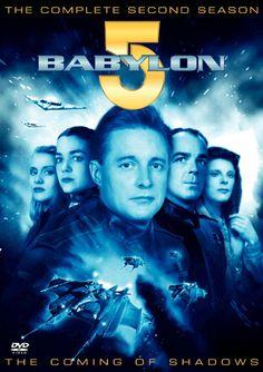 Babylon 5 Season 2 - all of the seasons!!!