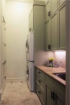 Traditional (Victorian, Colonial) Laundry Room by Jane Frederick