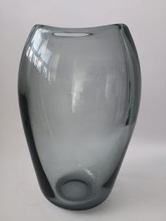 Per Lütken vase for Holmegaard Denmark Shape And Form, Danish, Denmark, Vase, Shapes, Retro, Stuff To Buy, Beautiful, Danish Pastries