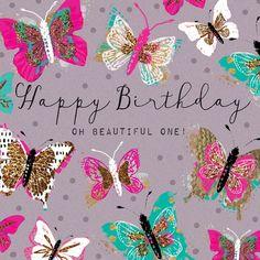 Happy Birthday oh beautiful one