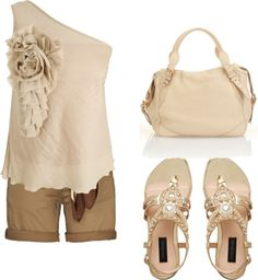 """""""Earthtones"""" by holly-gregg on Polyvore"""