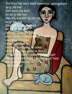 Afrikaans, How To Memorize Things, Poetry, Positivity, Body Positive, Words, Quotes, Inspiration, Image
