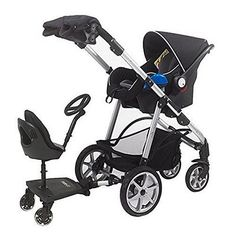 Stroller Attachment For Two Universal Stroller
