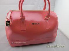 Jual Tas Furla Candy Bag Warna Pink @ BursaTas.com
