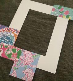 Wondering what to do with your old Lilly Pulitzer agenda?