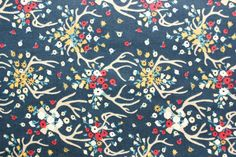 Floral Fabric, Cotton Fabric, Quilting Fabric, Dear Stella, Little Flowers…