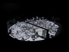 Interactive Model of Lower Manhattan