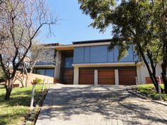 mathews and associates architects Basson, Green Belt, Pretoria, Nature Reserve, Residential Architecture, Open Up, South Africa, Architects, Contemporary