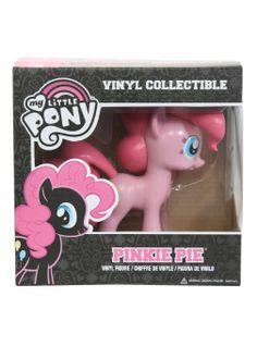 Amazon.com : Funko: My Little Pony - Pinkie Pie Vinyl Figure : Toy Figures : Toys & Games