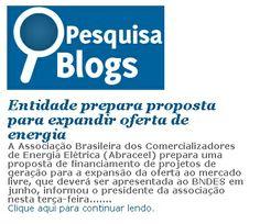 Pesquisa Blogs