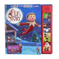 Amazon.com: Elf on the Shelf: An Elf's Story Sound Book: Toys & Games
